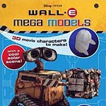 """Wall-E Mega Models"" Book"