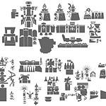 Castle Parts