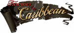 """Treasures of the Caribbean"" Logo"