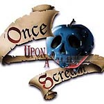 """Once Upon a Scream"" Logo"