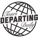 Tours Departing Daily Logo