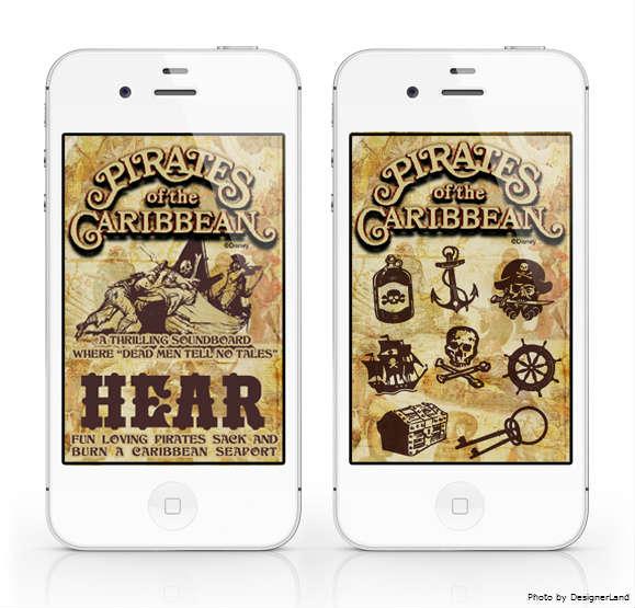 Pirates of the Caribbean Soundboard