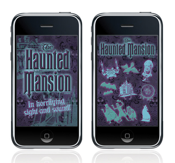 Haunted Mansion Soundboard