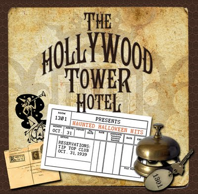 The Hollywood Tower Hotel presents Haunted Halloween Hits