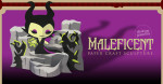 Maleficent Papercraft