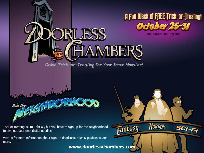 Doorless Chambers Banner