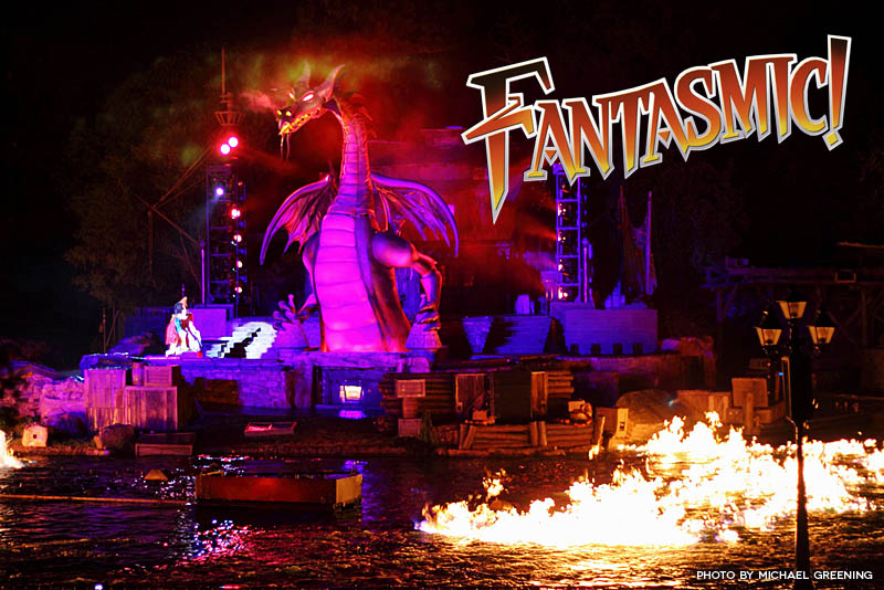 Fantasmic! Header