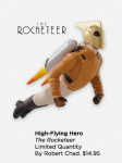 Rocketeer Keepsake Ornament