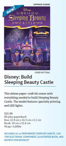 Build Sleeping Beauty Castle