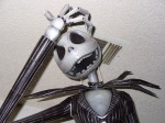 Life-size Jack Skellington Paper Model