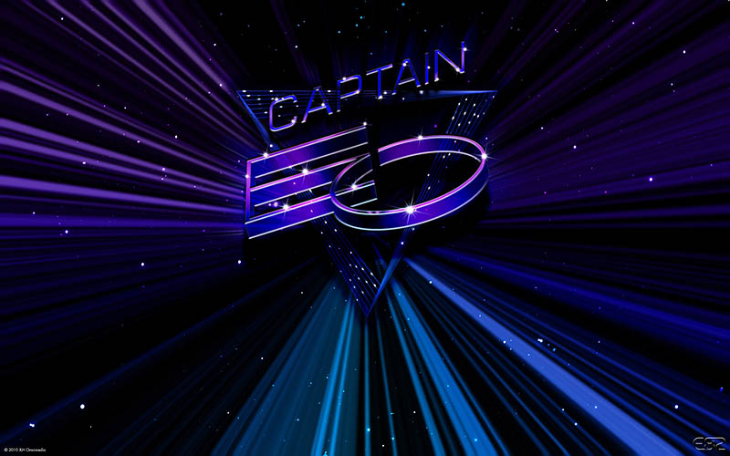 Captain EO Banner