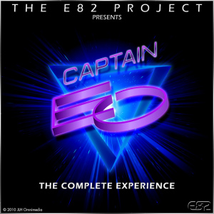 """Captain EO The Experience"" Album Cover"