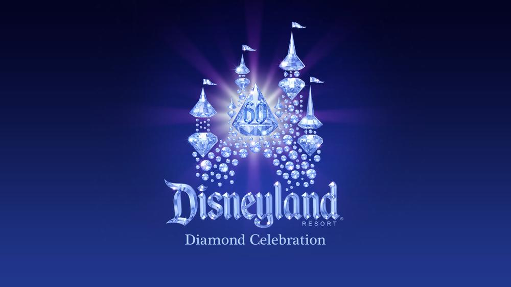 Disneyland 60th Logo