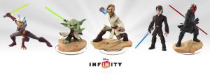 Disney Infinity 3.0 Clone Wars Figures