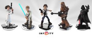 Disney Infinity 3.0 Star Wars Figures