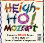Heigh-Ho! Mozart Album Cover