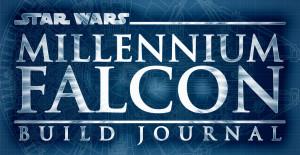 Millennium Falcon Build Journal Logo