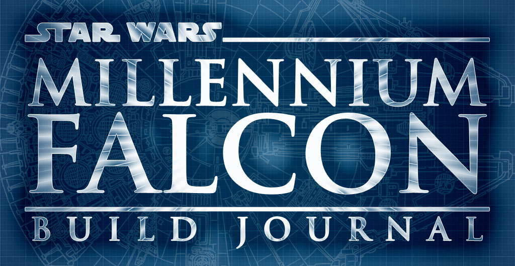 Millennium Falcon Build Journal Logo