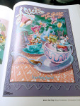 Alice's Tea Party Attraction Poster