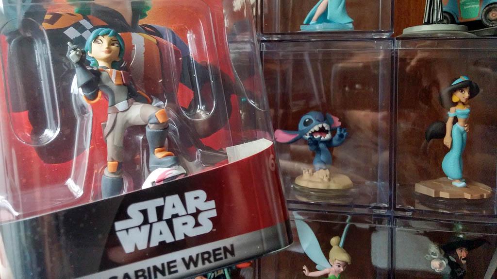 Disney Infinity 3.0 Sabine Wren
