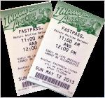 Fastpass Tickets