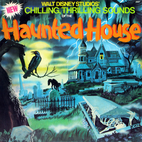 """""""Chilling, Thrilling Sounds of the Haunted House"""""""
