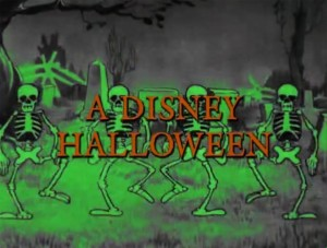 """A Disney Halloween"""