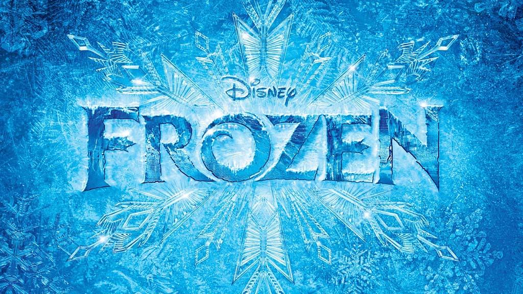 """Frozen"" Logo"