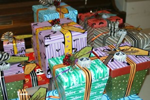 Haunted Mansion Holiday Wrapping Paper