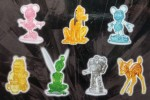 Orignal 3D Crystal Puzzle: Disney Characters