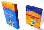 """Disney Magic Kindgom Game"" Custom Tuck Boxes"