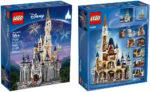 LEGO Cinderella Castle Box Art