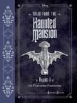 """Tales from the Haunted Mansion"" Book Cover"