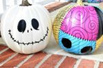 Jack Skellington & Sally Pumpkins