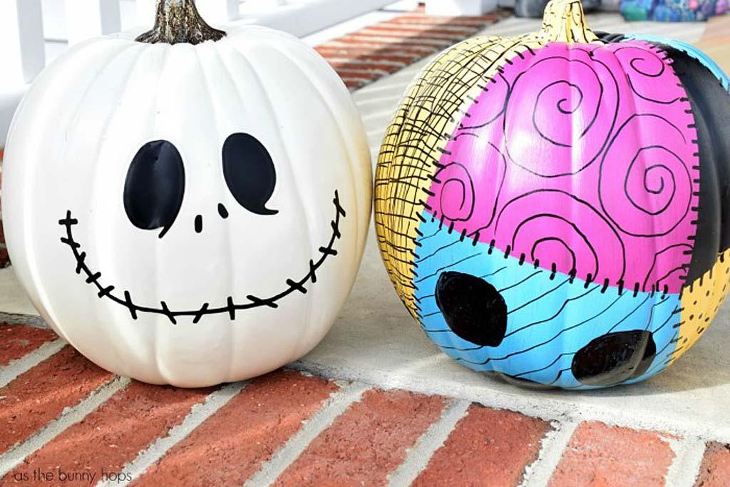 Disney-fy Your Pumpkins