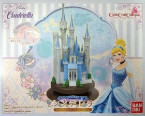 Cinderella Castle Box Front