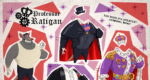 Professor Ratigan Paper Doll