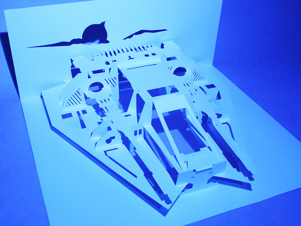 Star Wars Kirigami (Journey to Star Wars: the Last Jedi) - photo#2