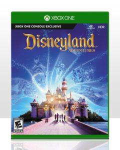 """""""Disneyland Adventures"""" for Xbox One"""