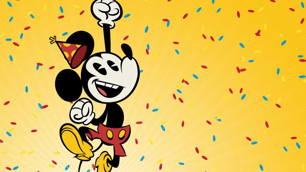 Merchandise Celebrating Mickeys 90th Birthday