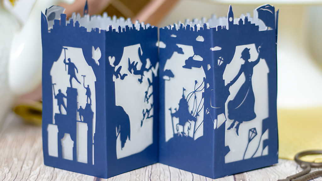 Disney Paper Cut-Outs by Miss Mandee